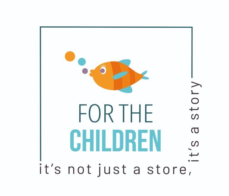 לוגו For The Children
